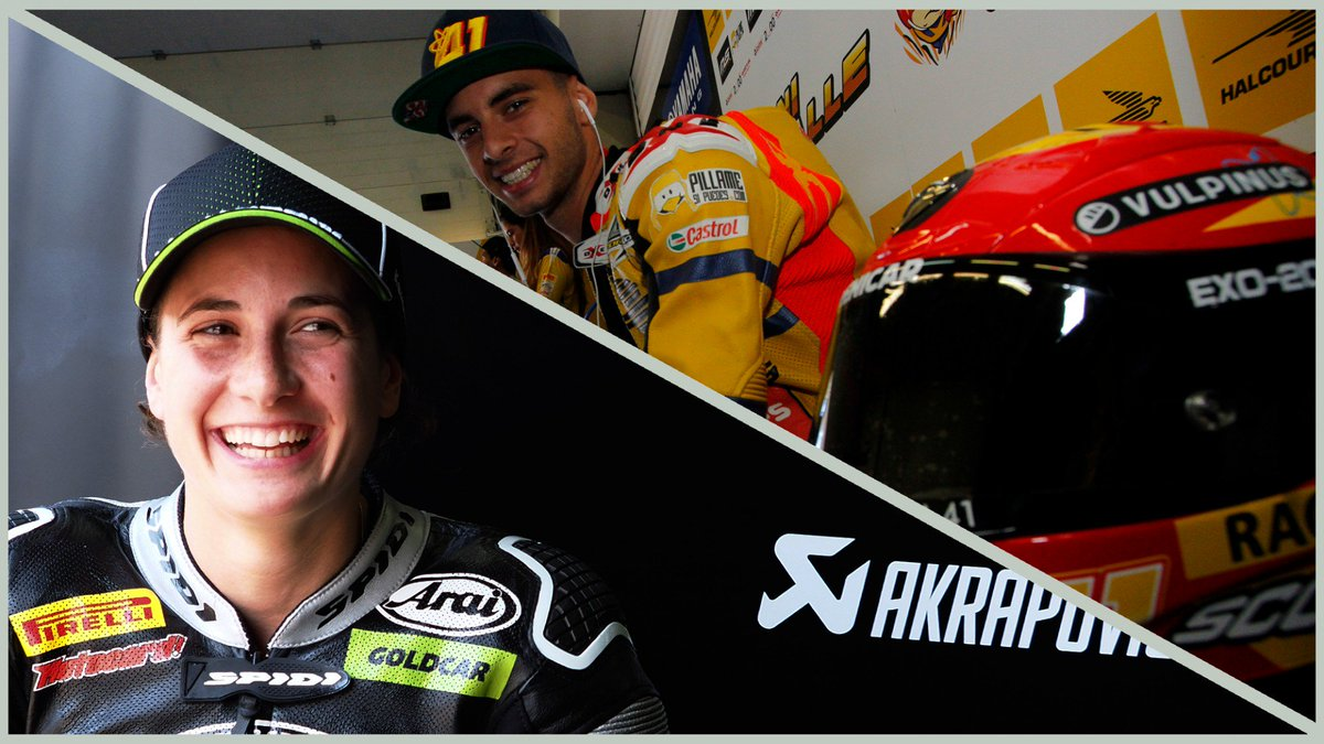 test Twitter Media - 🏆Champion vs Champion🏆: @marcgarcia41 return sets up showdown with @AnaCarrasco_22   2017 world champion returns to challenge 2018 victor in third WorldSSP300 season  📄| #WorldSPP300 https://t.co/6jhueMbLie https://t.co/qt6EmcOdFB