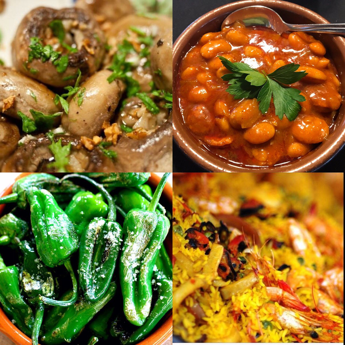 test Twitter Media - #wednesdaymotivation Cheer yourself up on this dull day! All of these delicious dishes are part of our lunchtime meal deal. 2 for £9 or 3 for £12 includes bread & alioli. Available Tues/Weds until 3pm & Thurs/Fri until 5pm. #tapas #oldhighstreetfolkestone #spanishfood #lunchdeal https://t.co/3EIRO9yAwN
