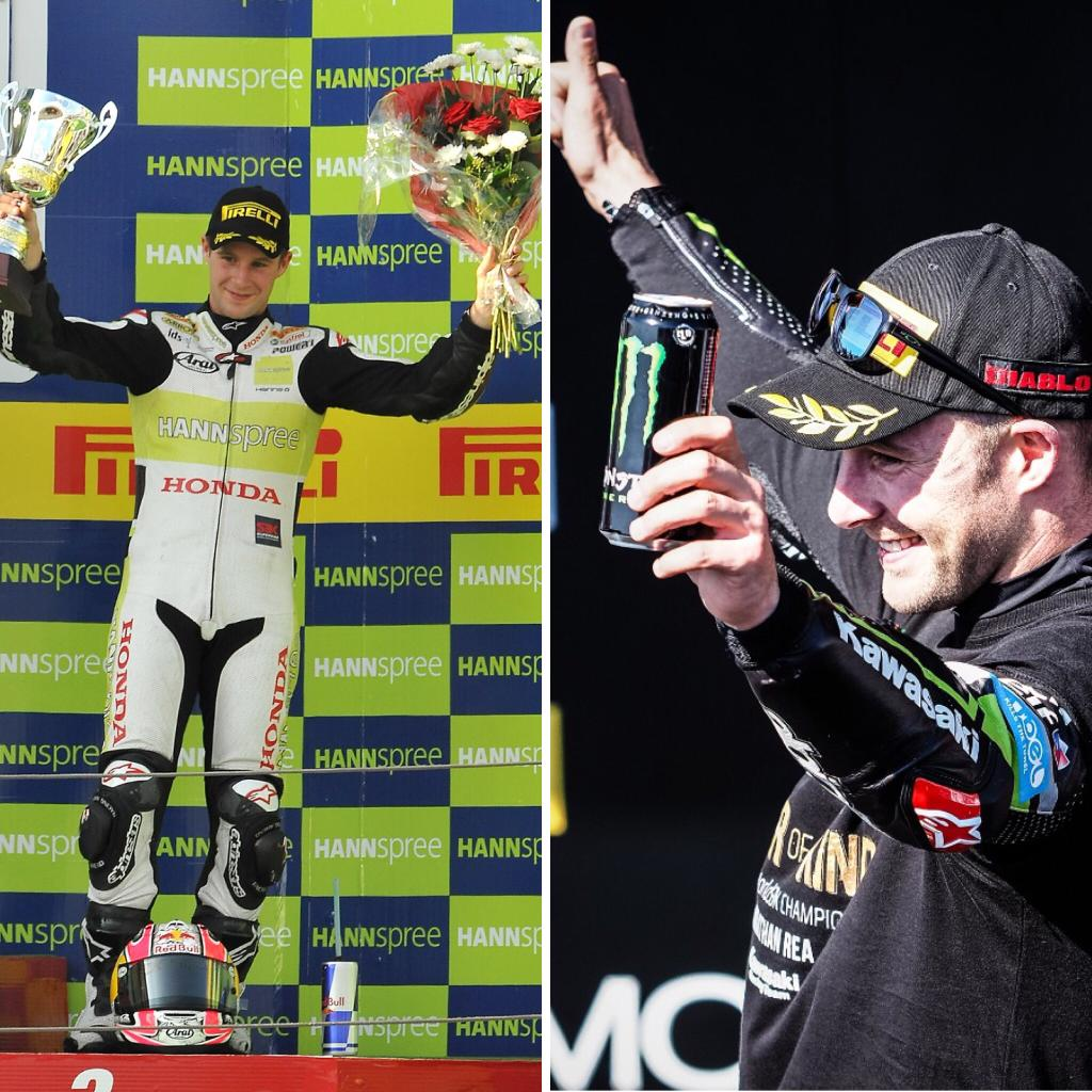 test Twitter Media - #10yearchallenge  from win number 1...to 71 @jonathanrea 🏆 #WorldSBK https://t.co/nCmc4HPBsJ