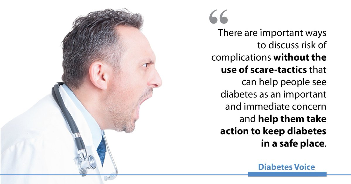 test Twitter Media - Scare-tactics in #diabetes care are still commonly used. Visit #DiabetesVoice and find out why they don't work https://t.co/U2SiksokwY https://t.co/EvbE5Unchj