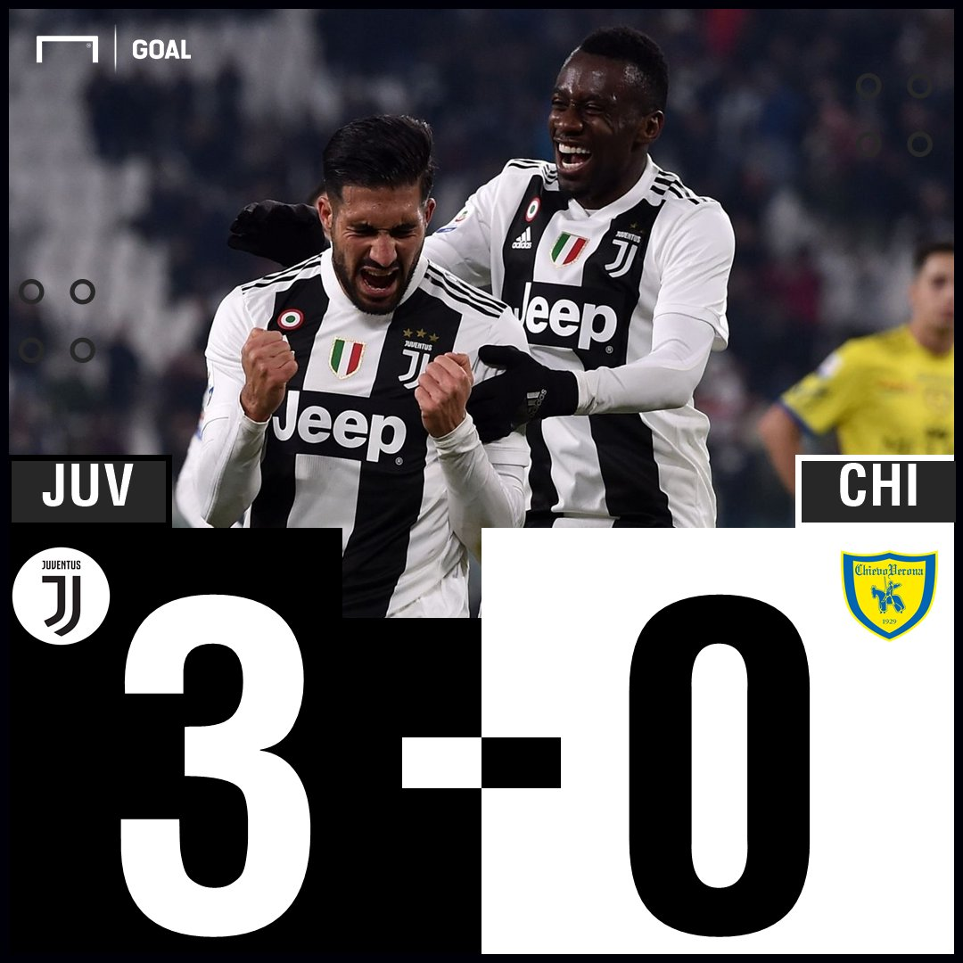 RT @GOAL_ID: FT: Juventus 3-0 Chievo - https://t.co/oK6vrUH7Nh #JuveChievo #MatchdayGoal https://t.co/3QTUKJQskO