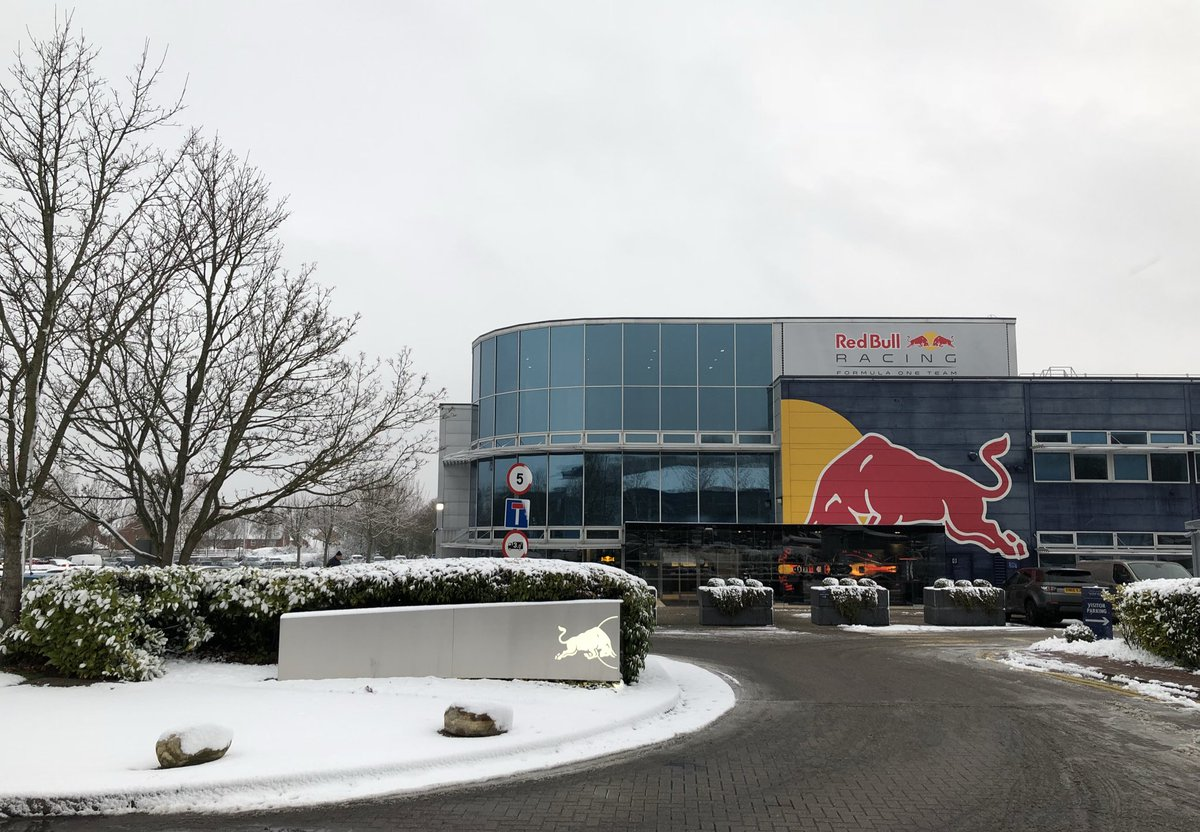 A snowy Friday at the Factory! ❄️⛄️ #LoveMK