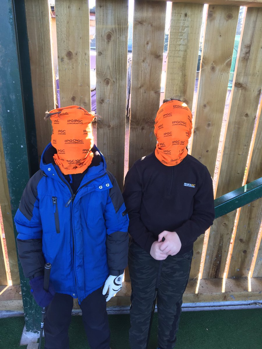 test Twitter Media - 2 of our IPGC Juniors demonstrating how cold it was today.  Still loads of fun. Swings are getting better!  #IPGCJuniors #growthegame #getintogolf #welovegolf #MGSocial  @MidlandsGolfer @EnglandGolf @staffsgolf @GolfRootsHQ @GirlsGolfRocks1 @GetIntoGolf @IPGCourseupdate https://t.co/5TtRYx37gp