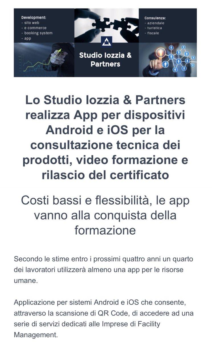 Studio Iozzia & Partners (@StudioIozzia)