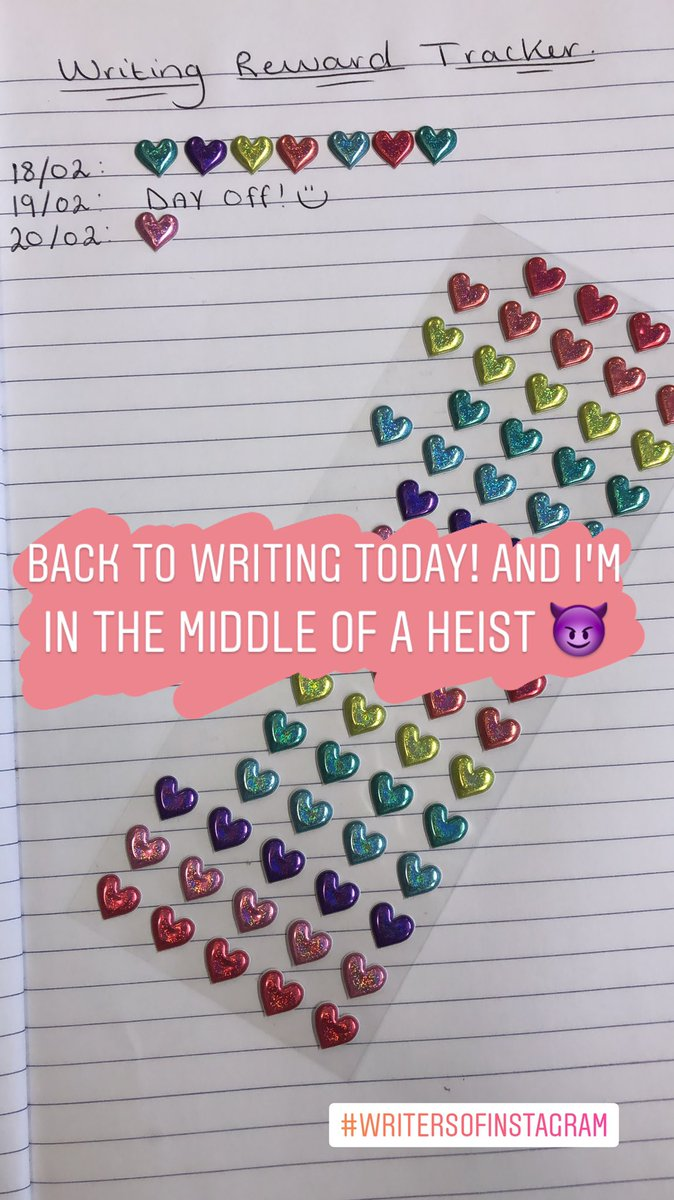 RT @thecosyreader: Excited to get back to drafting today! 🤗🎉 #amwriting https://t.co/4eaBUKVB4N