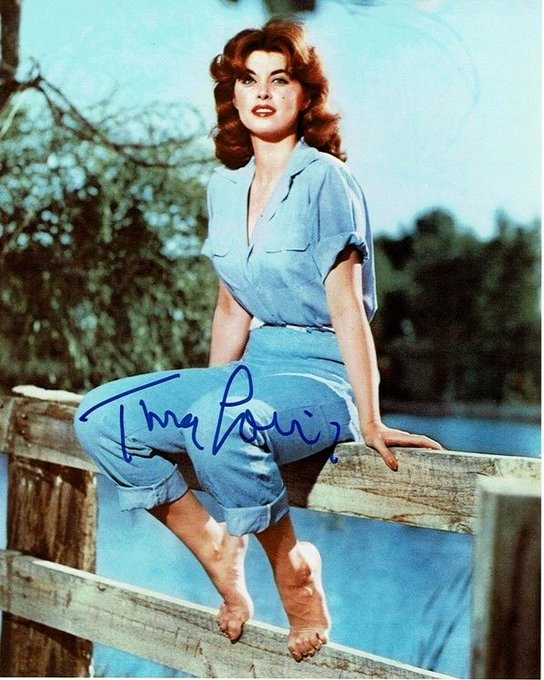 Happy Birthday, Tina Louise!