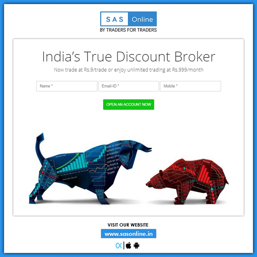test Twitter Media - Start #Trading | TODAY ✅ Call On 011- 40409900 To Open Your Account With SAS ONLINE Or Visit Our Website At https://t.co/k7skpORHzb  #DiscountBroker #BSE #NSE #Stocks #Trader #Brokerage #ShareMarket #StockMarket #Trading #MCX #OpenADematAccount https://t.co/5HORi1jWHD
