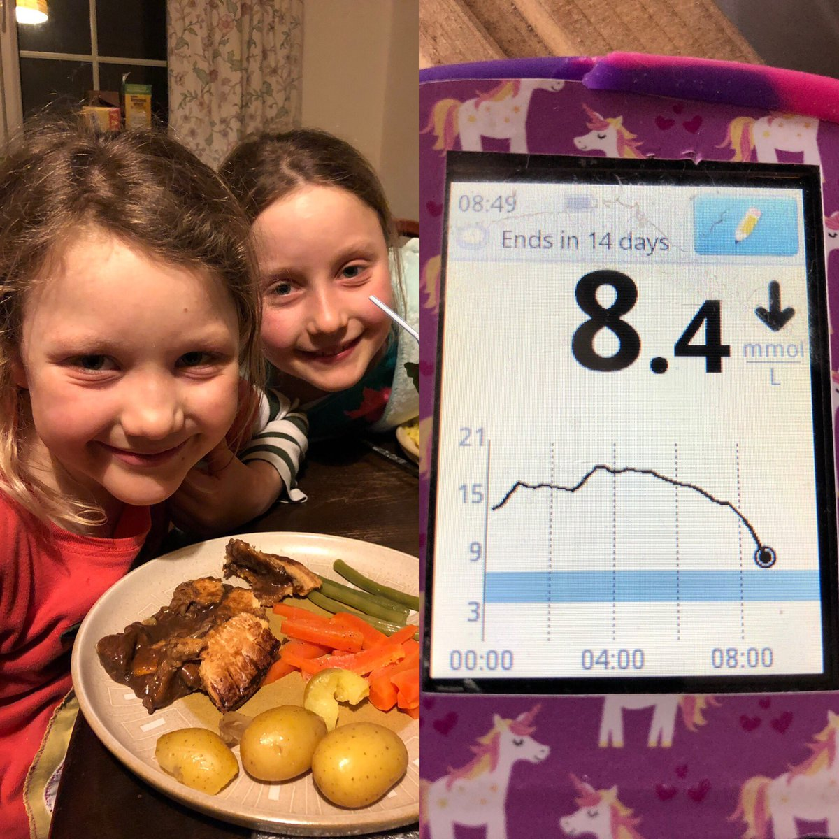 test Twitter Media - Look at this rubbish night, despite correcting sat high for 10 hours dam you diabetes #type1diabetes #type1 #type1diabetic #diabetes #cgm #insulin https://t.co/AotvPkdbHf