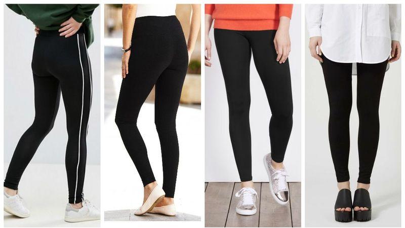 10 of the best black leggings to buy under