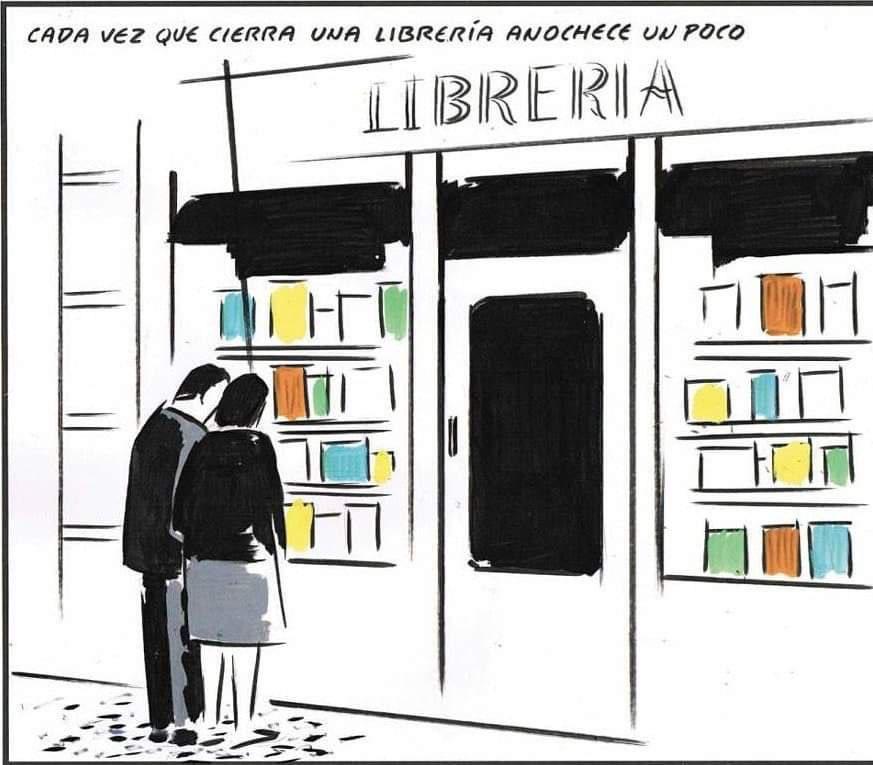 RT @TheLibris: #librerías https://t.co/JeV8K0Gu9J