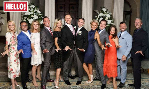 Strictly weddings: See Karen & Kevin Clifton, Neil & Katya Jones and more on their big