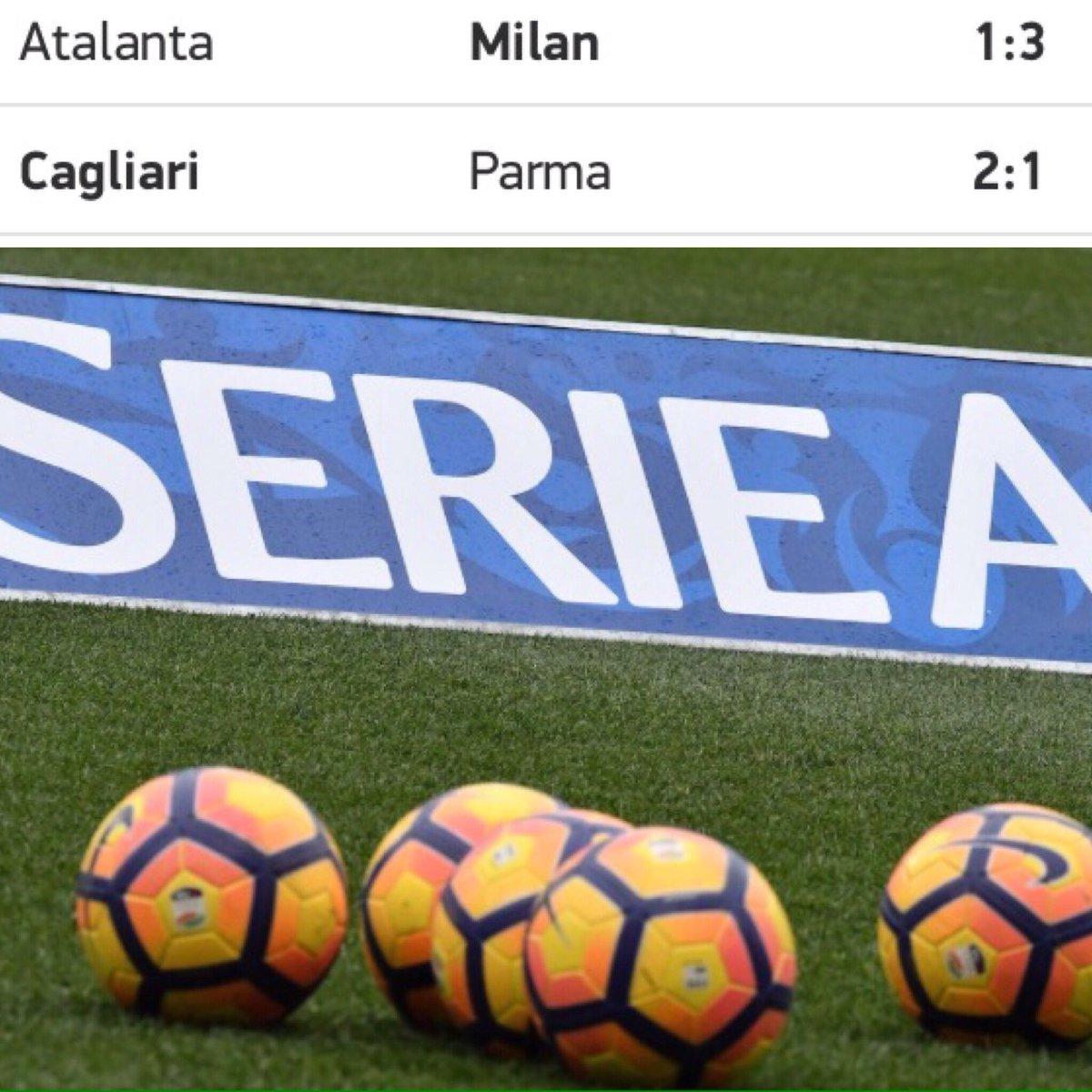 #CagliariParma