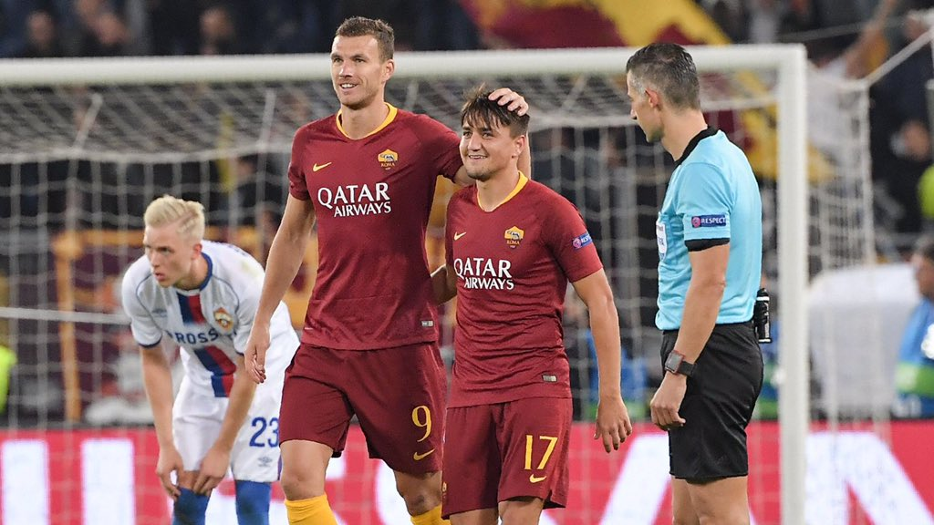 Chelsea have enquired about the availability of the Turkey international Cengiz Under from Roma (@Turkish_Futbol1) https://t.co/TkmBw5Hh1u