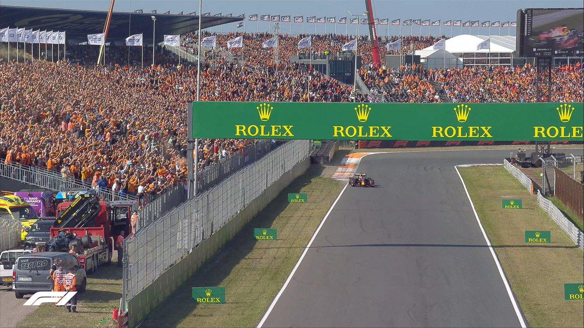 Dutch GP: Verstappen the knowledge; Giovinazzi the shock