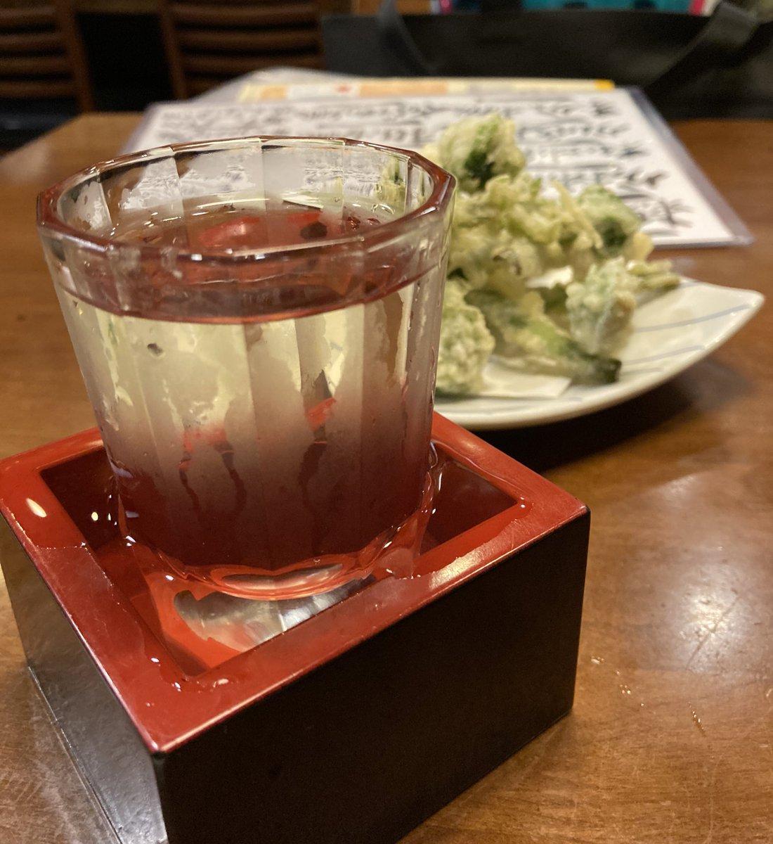 test ツイッターメディア - 残草蓬莱(神奈川)、こごみ天。こごみも山椒の芽も美味しいよなぁ。 https://t.co/V8WHOr1eQg