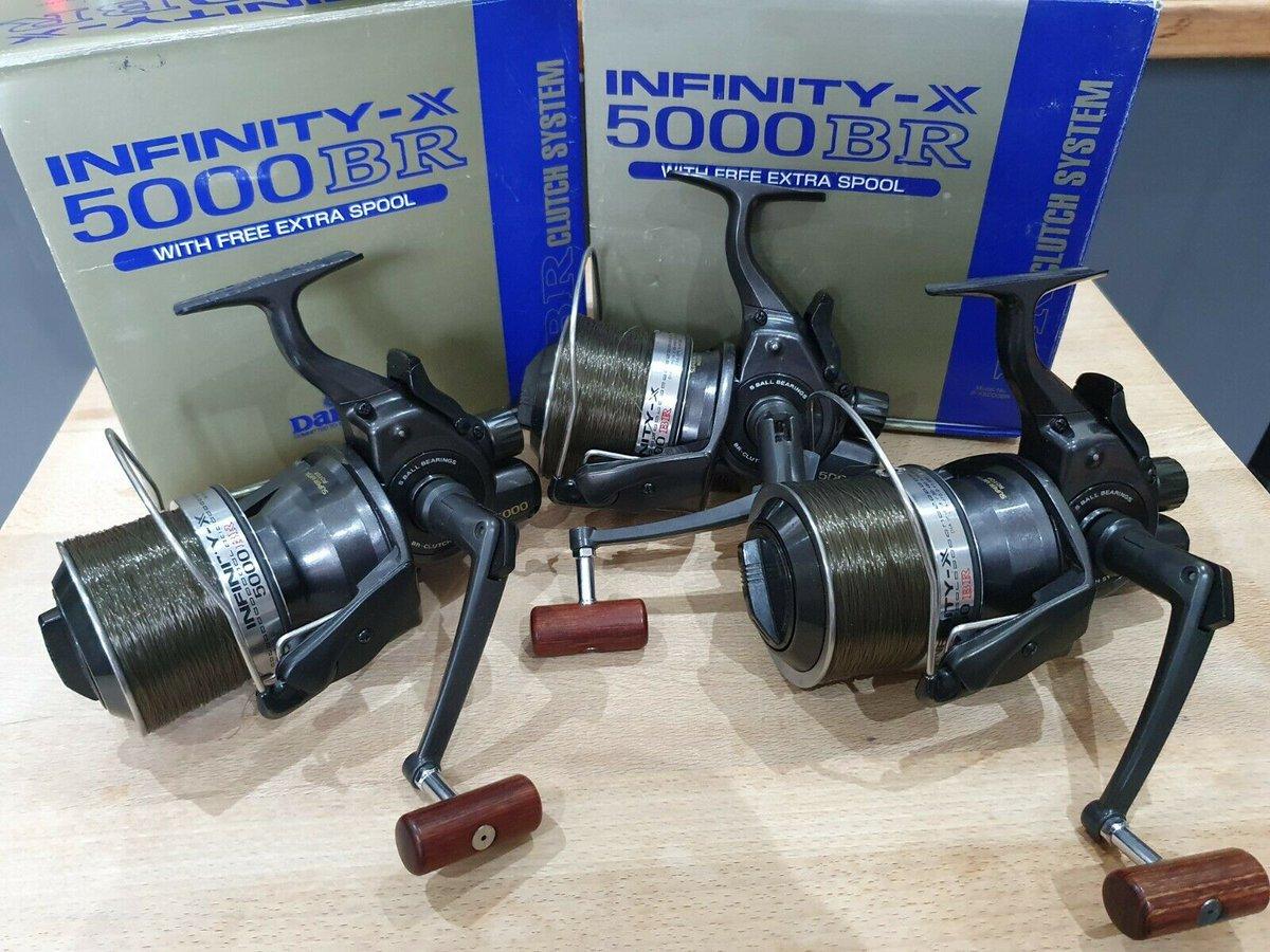 Ad - Daiwa Infinity X 5000BR Big Pit Reels On eBay here -->> https://t.co/66NlZpLUQ3  #carpfis