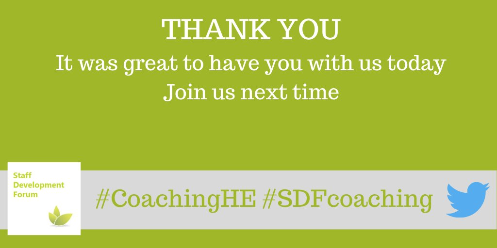 test Twitter Media - Wonderful to 'see' you today. Thank you. #CoachingHE returns on Monday 13th September 1-2pm Join us for more #CoachingHE #CoachingHE #SDFcoaching https://t.co/EDWkwHDirf