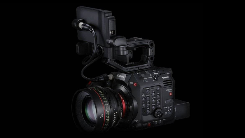 Canon are offering cashback on their cinema lenses.