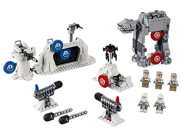 test Twitter Media - Nieuwe aanbieding voor Lego Action Battle Verdediging van Echo Base™ (75241).  Nu €56.99 (-€8.00, RRP -12%)  Bouw en speel met dit leuke LEGO® Star Wars™ Slag om Hoth actiespeelgoed!  https://t.co/lp2XrUg1Ud https://t.co/ZZ8BVKN3CJ