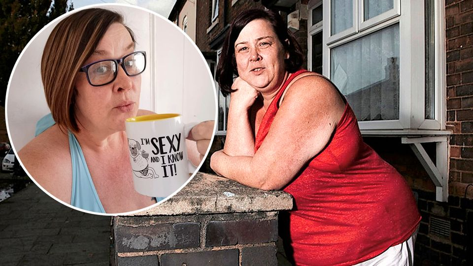 Benefits Street star 'White Dee': 'I'm ready to be back on TV – get me on Love Island!'