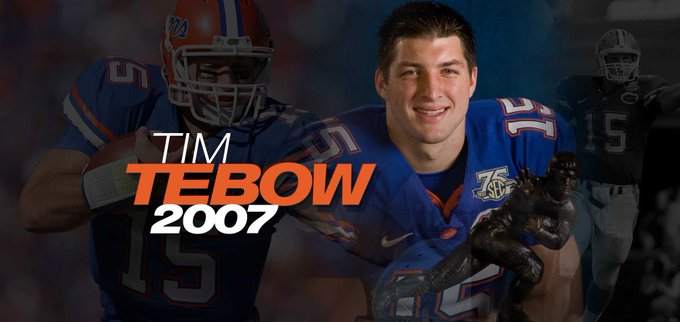 """August 14:Happy 32nd birthday to former professional American football player,Tim Tebow(\""""Denver Broncos\"""")"""