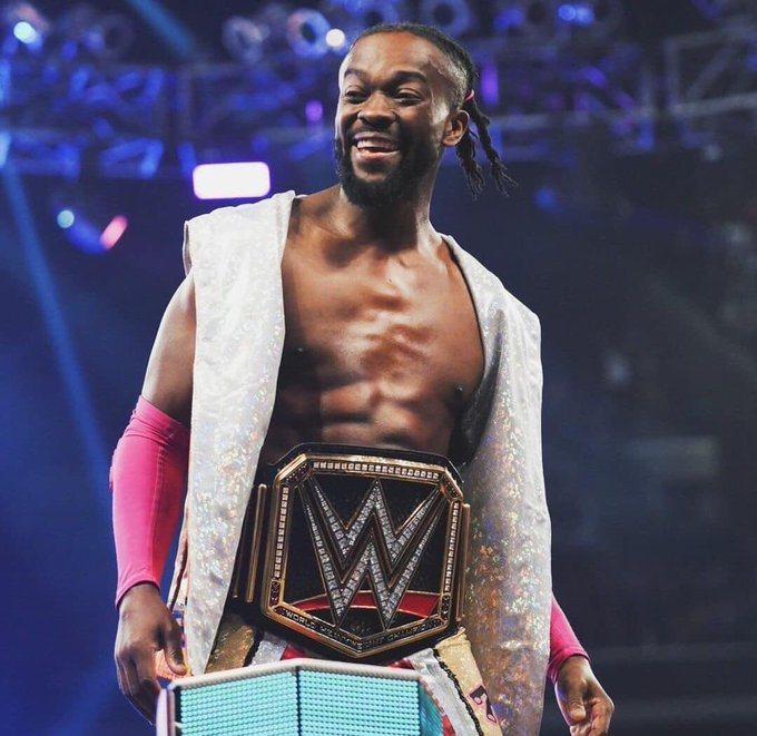 Happy 38th Birthday to WWE Champ Kofi Kingston