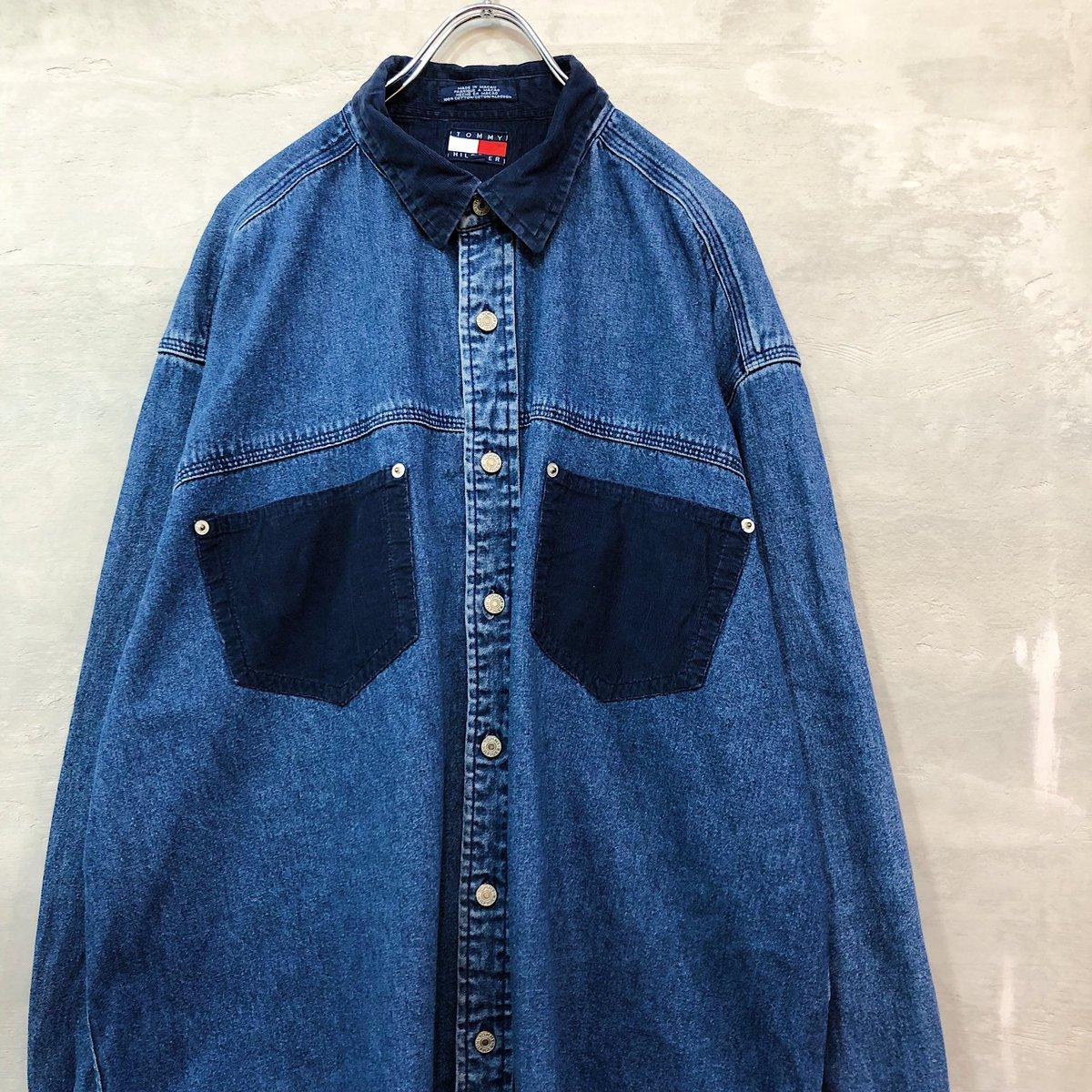 test ツイッターメディア - 店舗にて、 TOMMY NAUTICA Ralph の90'sシャツが大量入荷しました❗️ どれもイッテンモノですので、お探しの方はお早めに💨💨  #久留米 #福岡 #佐賀 #熊本 #大分 #古着 #古着屋 https://t.co/ulWsN9nIAe