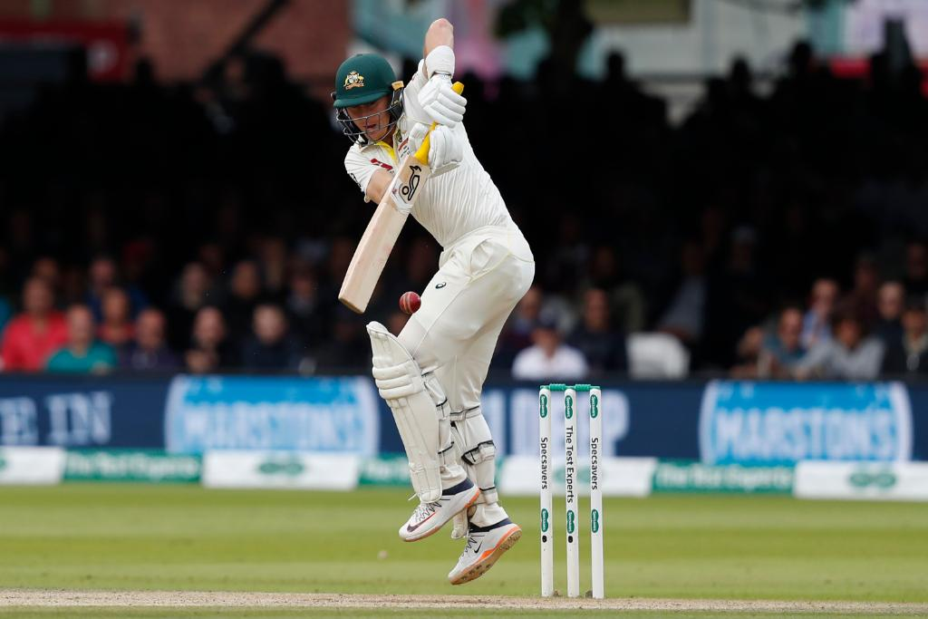 One innings one fifty for Marnus Labuschagne!  Not a bad replacement for Steve Smith at all 👏   #Ashes https://t.co/6lBPY1GRdK