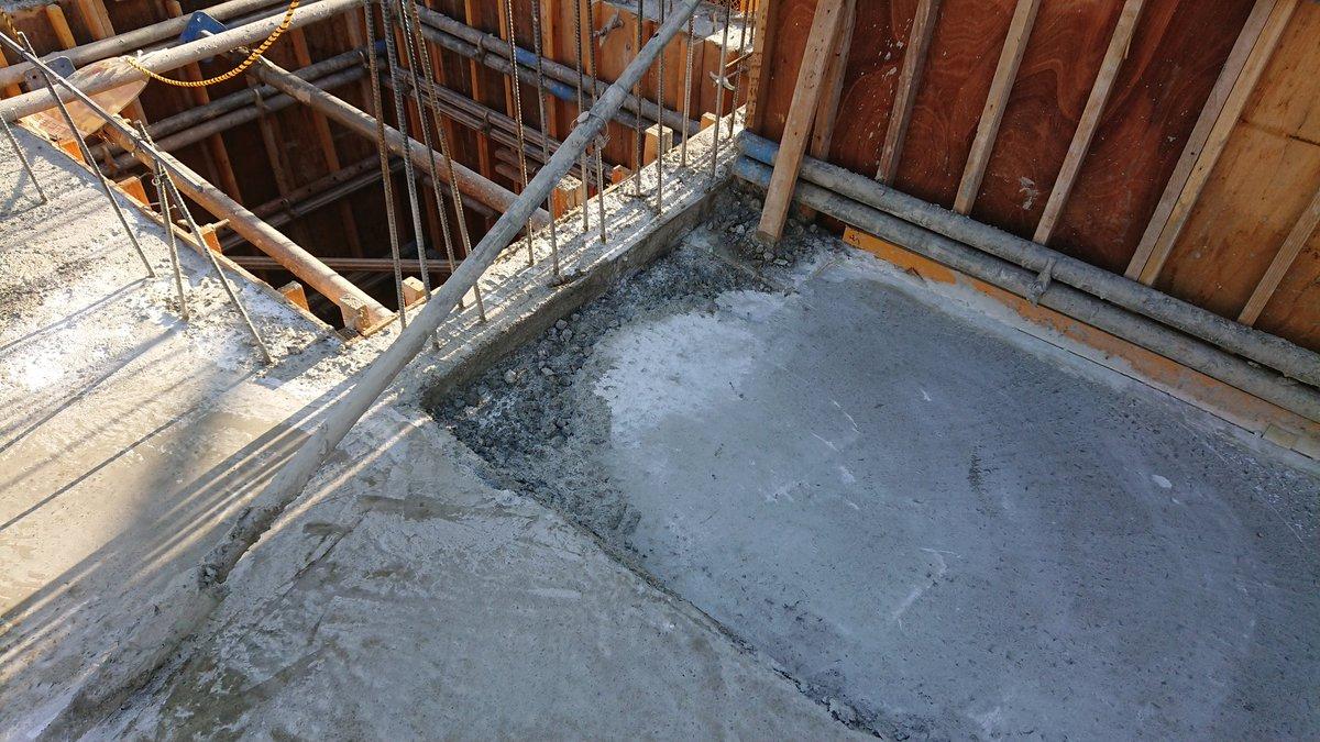ベテラン型枠大工 ワイ文弱写真 完成形 イラつきセコカン コンクリートに関連した画像-02