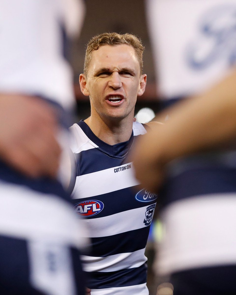 The man we rally behind.   #ThisIsYourMoment #WeAreGeelong