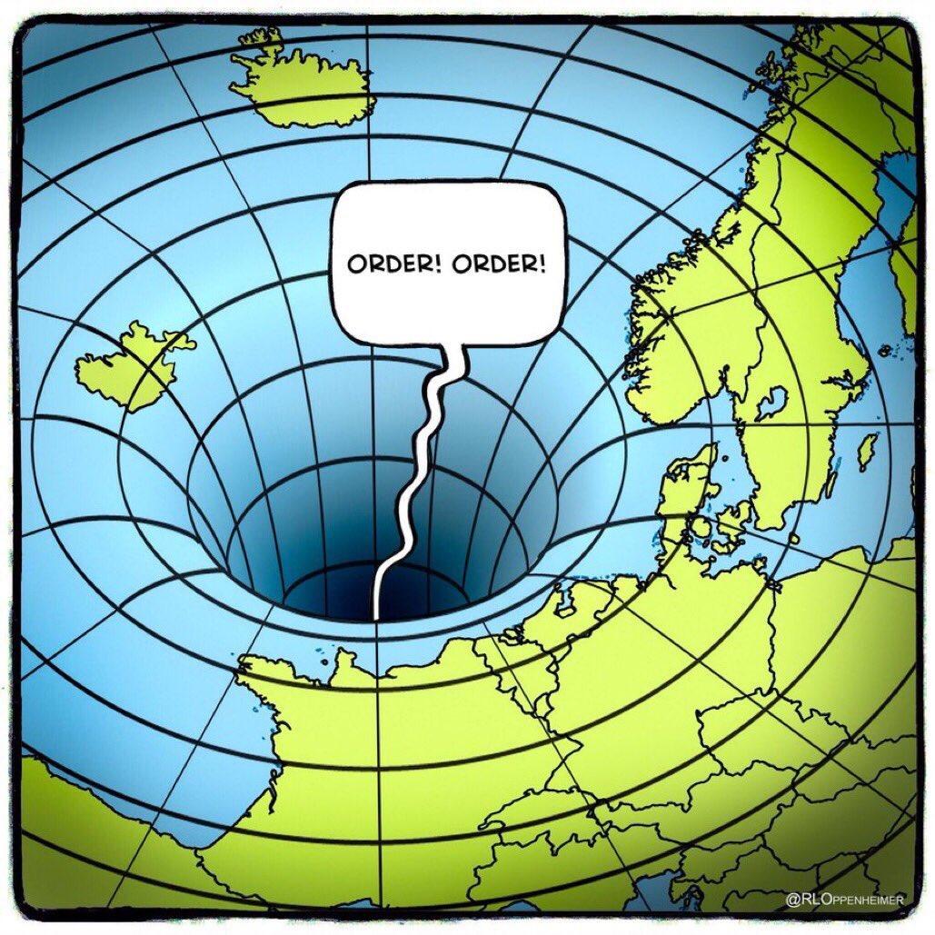 Absolutely brilliant by Dutch cartoonist @RLOppenheimer. #Brexit https://t.co/9uL5VNqVk9