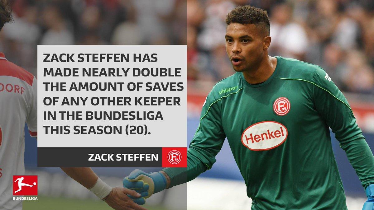 test Twitter Media - Zack Steffen has been pulling out all the stops for @f95 so far ⛔ https://t.co/3CCWNGXiQg