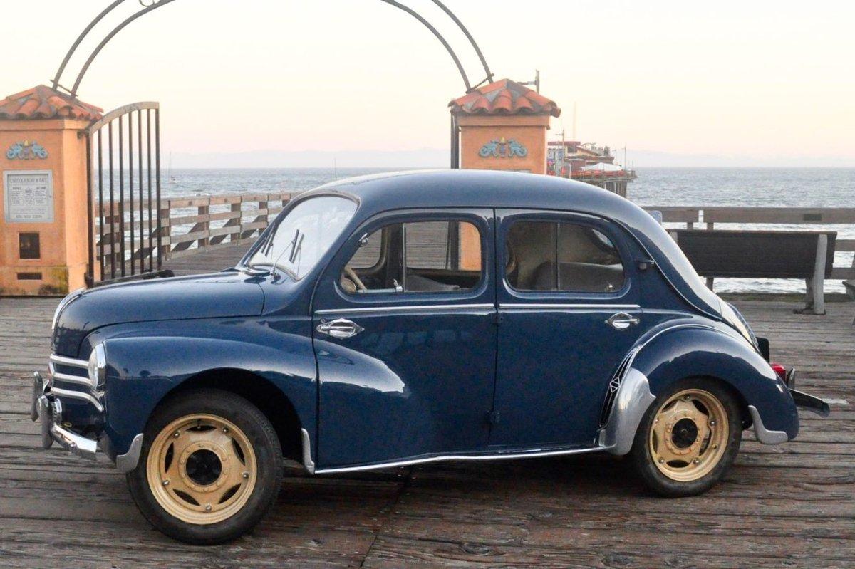 test ツイッターメディア - Sold: 1955 Renault 4CV for $10,350. https://t.co/BF5u6bPwNR https://t.co/U3n48gC0Xl