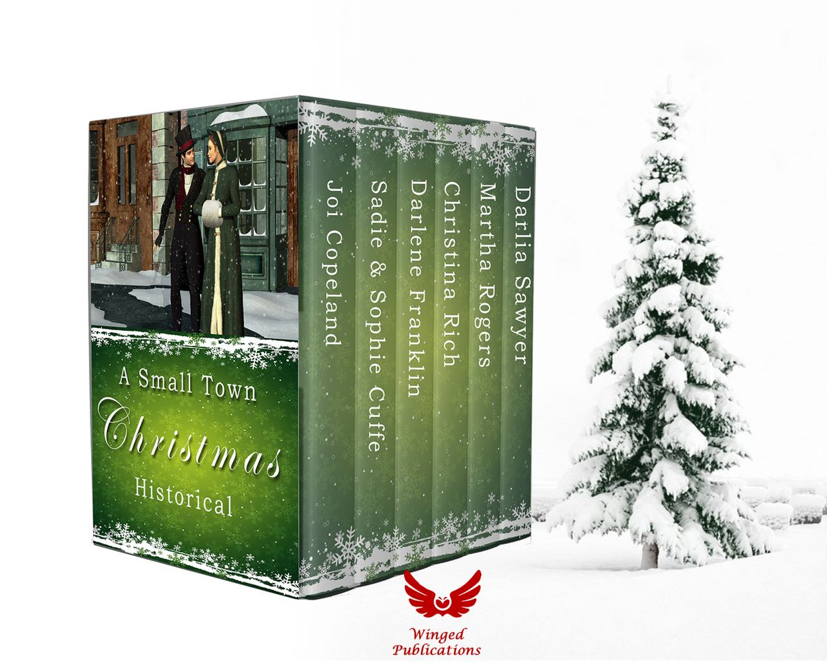 test Twitter Media - A Small Town Christmas: Historical Book Set!!  Stroll back in time to savor the slow-paced wonderment of Christmas in these seven heartfelt stories. How perfect to turn back the hands of time at Christmas! https://t.co/tVUgj6p78K #ChristmasInJuly #Primeday #Christmas https://t.co/dsfWCwmZ3D