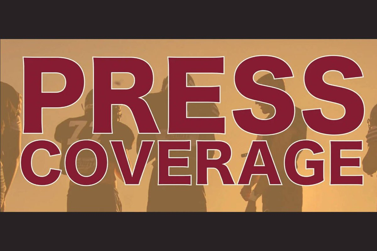 test Twitter Media - 'Press Coverage': Week 3 prep football recap https://t.co/pszty6roTO https://t.co/9uVO3Aeru8