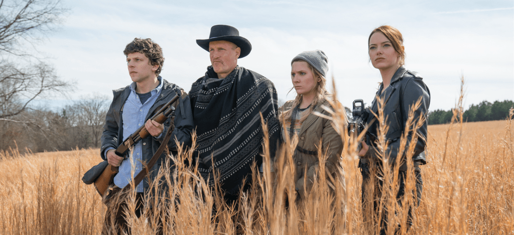 test Twitter Media - #ZombielandDoubleTap director @RubenFleischer talks to the beat about reuniting the old gang including #EmmaStone and #WoodyHarrelson for the sequel. https://t.co/nrnndA2Hmg https://t.co/21FBwcuYAi