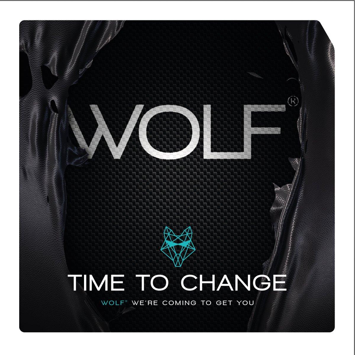 Time to change to a Wolf  #timetochange #topdog #<b>Rods</b> #wolfspod #carpfishing #fishingtackle h