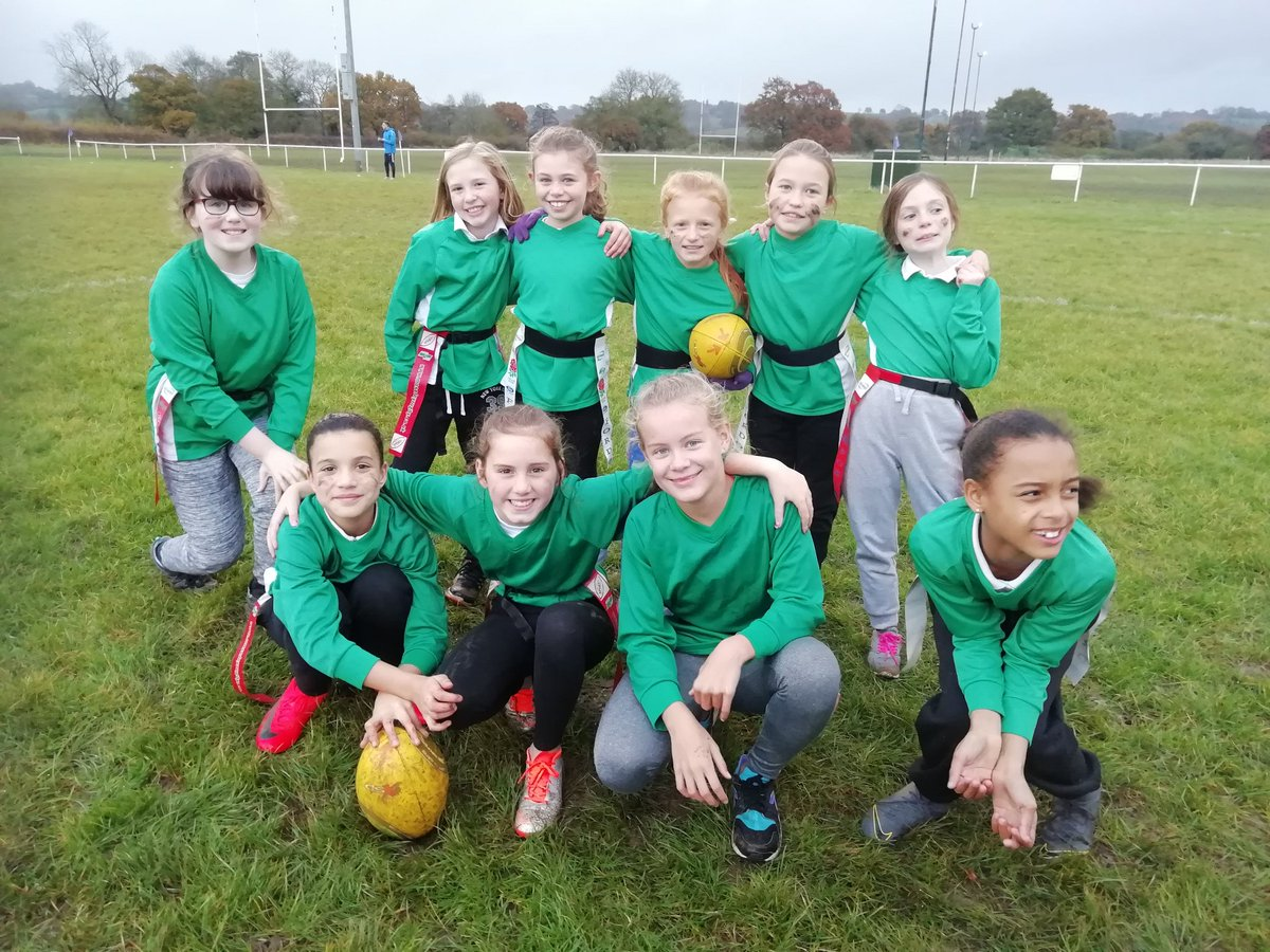 test Twitter Media - Congratulations to all these girls. Our first girls rugby comp and although they didn't win any games they were all enthusiastic. Hope they now join the mixed group and can teach the boys a thing or two. https://t.co/79IQTYmSyC