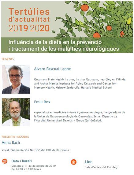 test Twitter Media - Álvaro Pascual-Leone,Dir. científico del @BBHI_cat, entre los científicos más influyentes del mundo ➡️https://t.co/3V97ugcrmx.  Nos acompañará el 11/12, junto al Dr. Emili Ros, en una nueva tertulia de actualidad. 👥Presencial https://t.co/YDf74SDSN7 💻Web https://t.co/darW2xQb6R https://t.co/MSl0tPwHGL