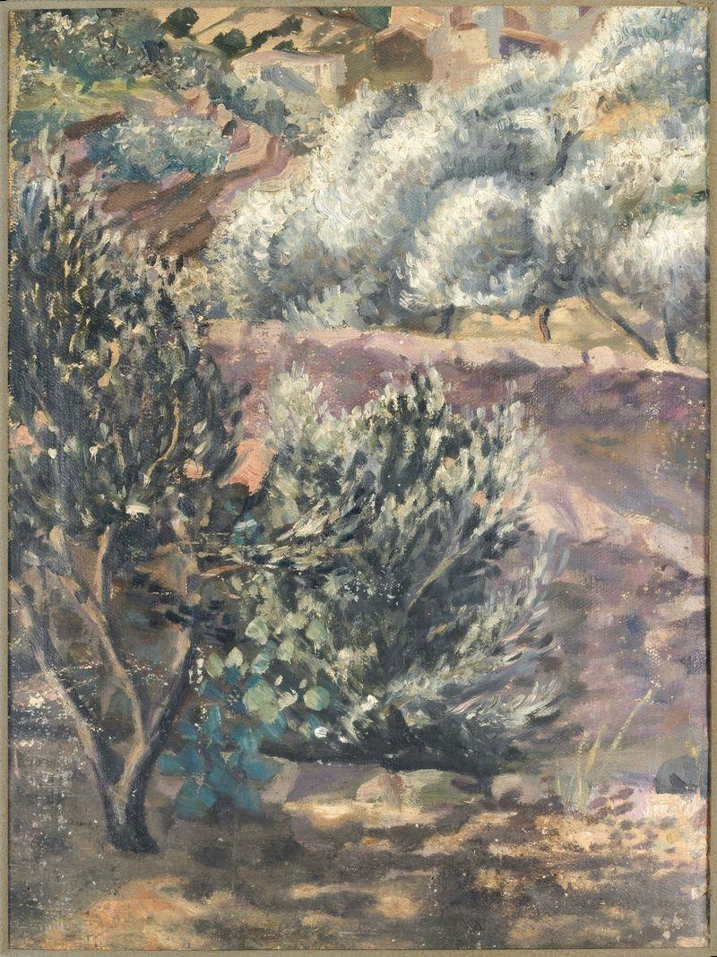 ' ricordo una brezza triste tra gli ulivi '    Paesaggio, Salvador Dalì https://t.co/BwH1LiGAMi