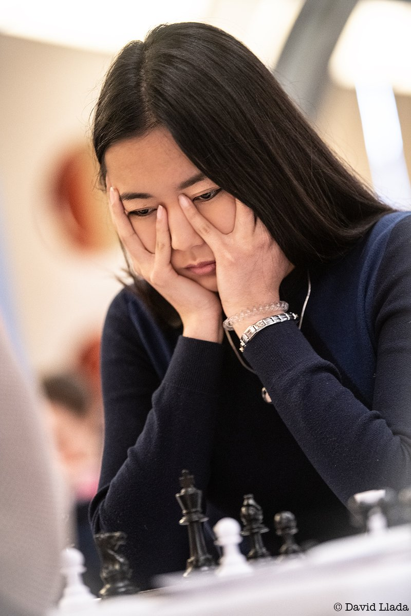 test Twitter Media - WIM Dinara Dordzhieva played a fantastic tournament at the European Rapid Championship: after a defeat in the first round, she did not lose any single game and scored 9,5 points sharing the 8th place in the company of 7 grandmasters.  https://t.co/DvrSBqXX29  #WomenInChess #chess https://t.co/UMoAlmtgt4