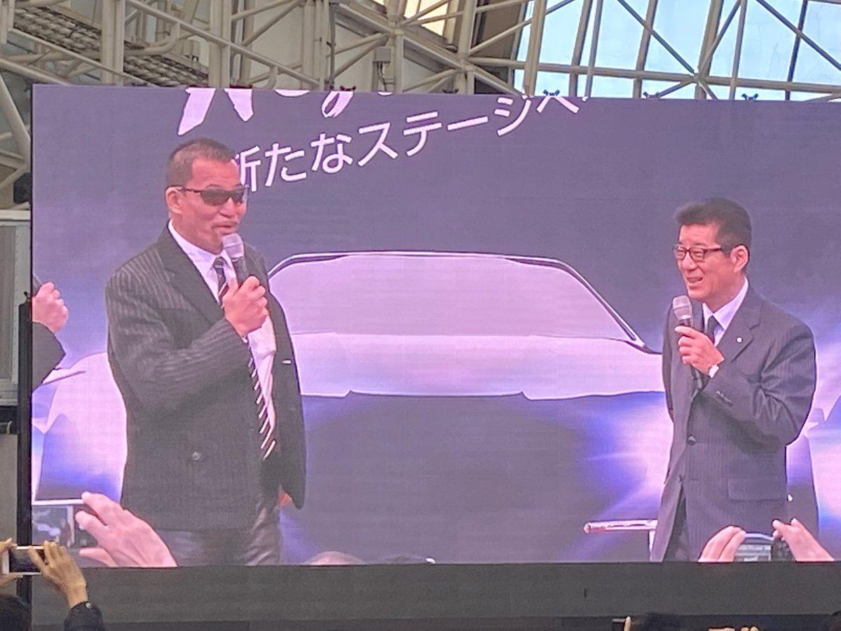 test ツイッターメディア - 最終日の大阪モーターショー行ってきた。 元々初日に行くつもりだったのが仕事の都合で今日になって、限定のトミカが売り切れてたのが残念。 70スープラとシビック欲しかったなー。 あ、あと蝶野さんと大阪市長も来てた。 https://t.co/Un9VE9qbf3