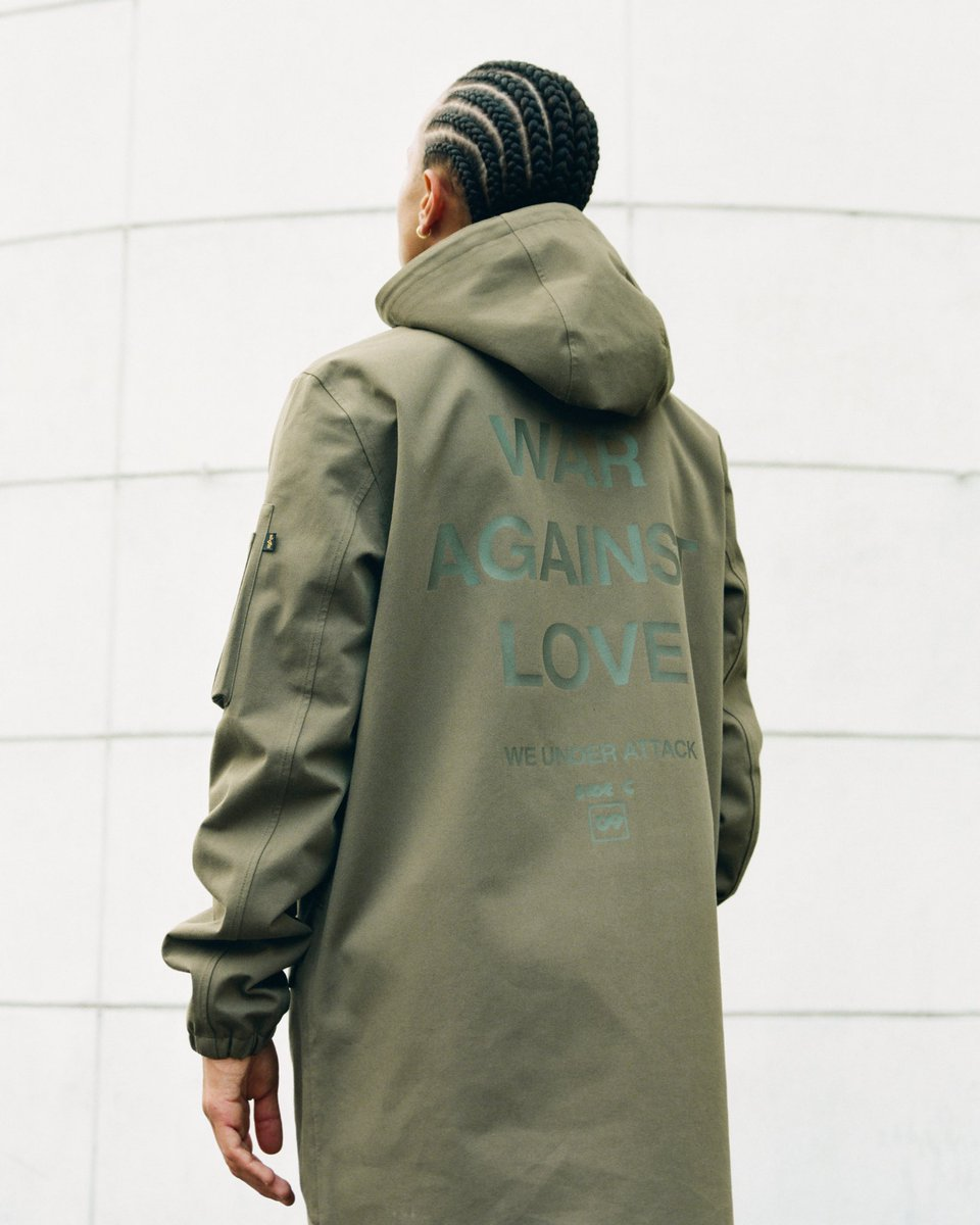 HSTRY x Alpha Industries — now available on