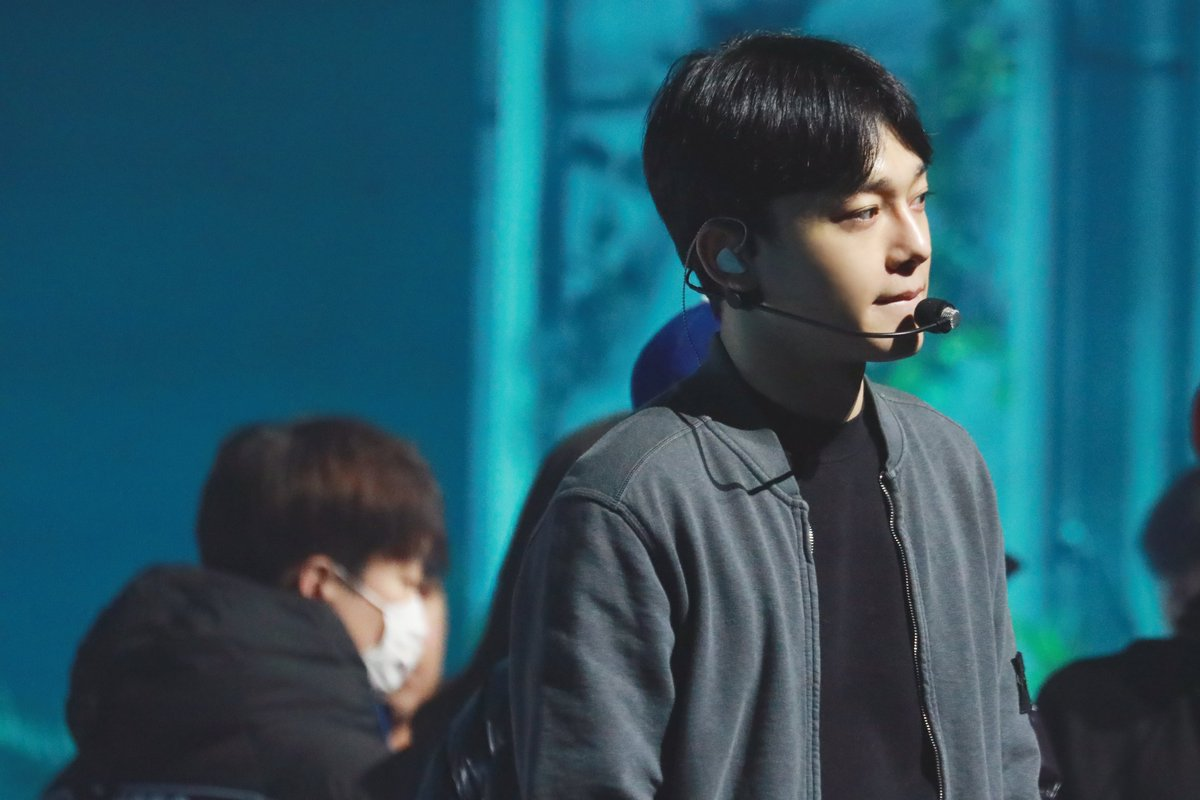 test Twitter Media - EXO THE STAGE Rehearsal Behind Photos #CHEN 📸   #EXO #엑소 #weareoneEXO #EXOonearewe @exoonearewe #OBSESSION #OBSESSEDwithEXO #EXO_THE_STAGE https://t.co/a47BdmDPSs