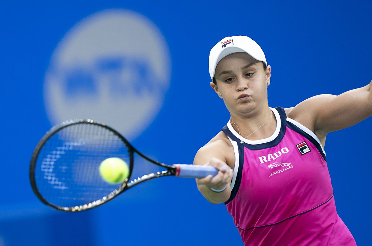 test Twitter Media - The #WTA has announced world No. 1 #AshleighBarty as its Player of the Year. The 23-year-old won four titles from six finals in 2019, including the #WTAFinals in #Shenzhen and her maiden #GrandSlam singles trophy at the #FrenchOpen.  Photo: IANS https://t.co/BO0hQGKN3V