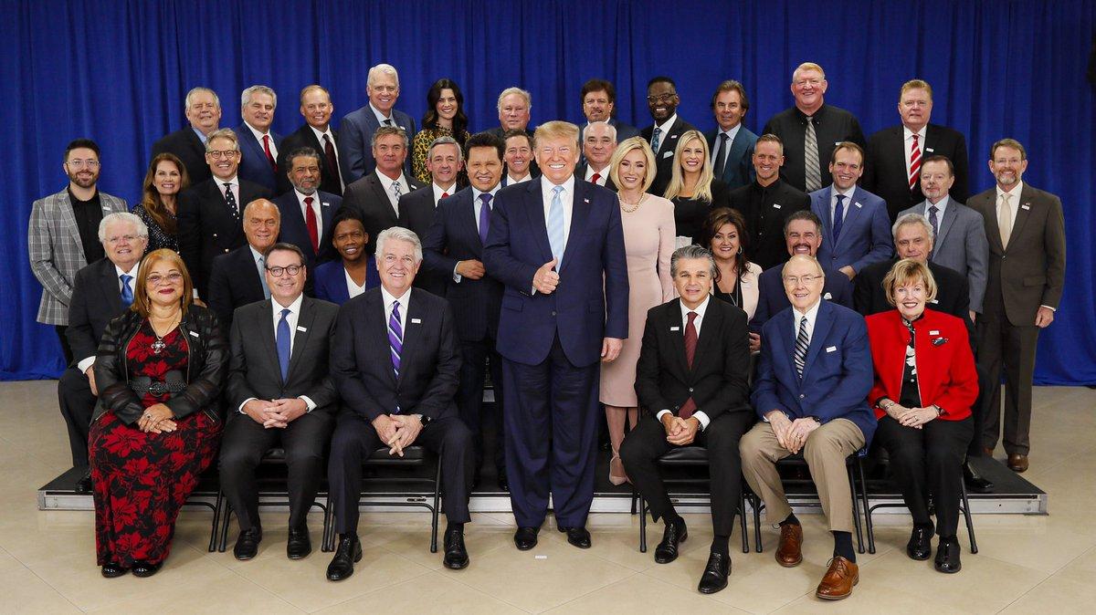 #EvangelicalsForTrump #KAG2020