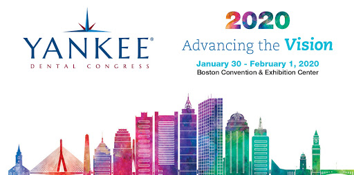 In just a few weeks, starting January 30 through February 1, 2020, we're going to be attending the 2020 Yankee Dental Congress in Boston. Stop by booth #1236 to learn more about Chewsi and how your practice can join. We can't wait to see you! https://t.co/MgM4dqUPei