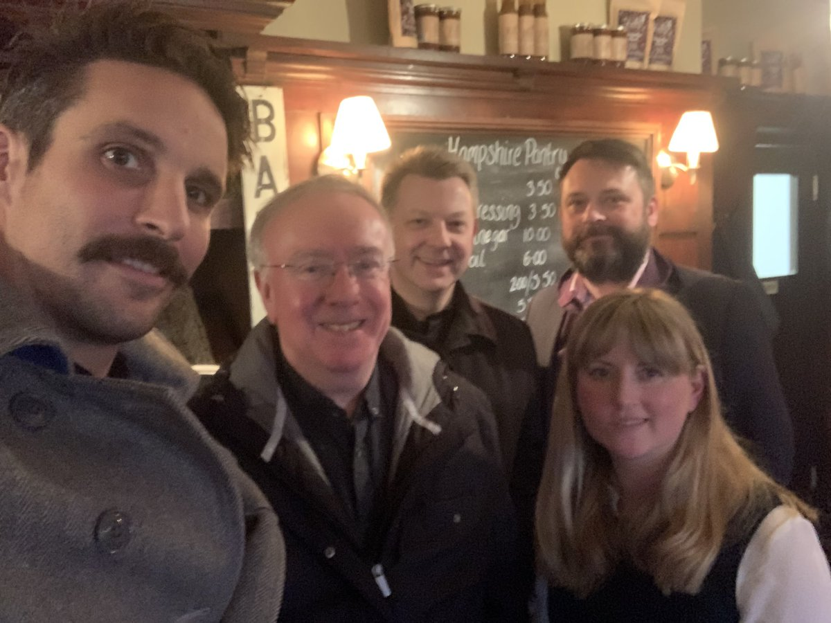 test Twitter Media - Today we had our Bishops Office New Year lunch - very good fun! In the picture, my thanks to Fr Phil, Deacon Craig, Kirsten and Chris for all their hard work, loyalty and dedication to the Lord and His Church. https://t.co/LT5Iz76EyK