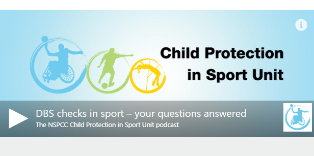 Listen to the Child Protection in Sport Unit's podcast that brings the latest #safeguarding in sport best practice to sports organisations, clubs, coaches, volunteers and sports parents. Listen to the questions received from the sport audience and answers  https://t.co/3qqYK8HBEu