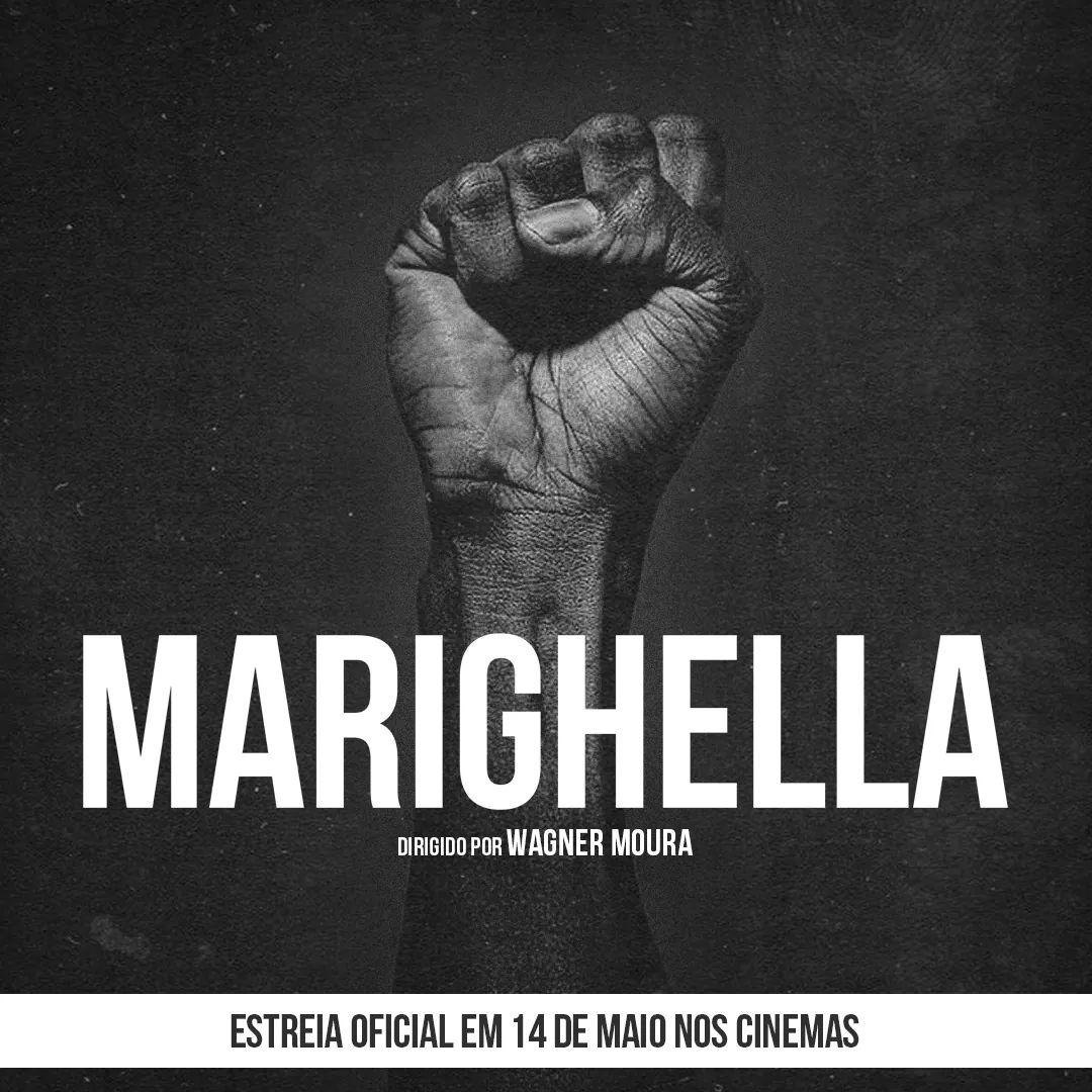 Após tentarem censurar o filme, Marighella finalmente tem data de estreia no Brasil.